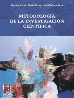 Metodología de la investigación científica