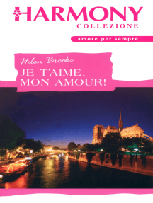 Je t'aime, mon amour!: Harmony Collezione