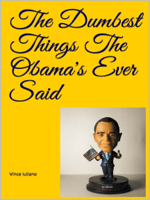 The Dumbest Things The Obama's Ever Said