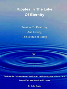 Ripples In the Lake of Eternity