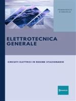 Elettrotecnica Generale: Circuiti Elettrici in Regime Stazionario