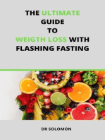 The Ultimate Guide to Weight Loss with Flashing Fasting