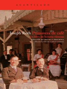 Primavera de café: Un libro de lecturas vienesas