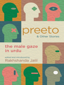 Preeto & Other Storie: The Male Gaze in Urdu