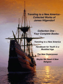 Traveling to a New America - Collected Works of James HIlgendorf, Set One
