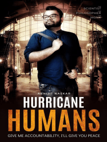 Hurricane Humans: Give Me Accountability, I'll Give You Peace