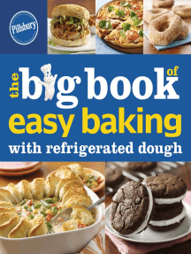 Pillsbury: The Big Book of Easy Baking with Refrigerated Dough