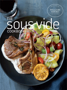 The Sous Vide Cookbook