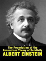The foundation of the generalized theory of relativity