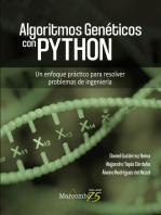 Algoritmos Genéticos con Python: Un enfoque práctico para resolver problemas de ingeniería