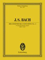 Brandenburg Concerto No. 2 F major