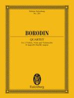 String Quartet No. 2 D major