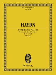 """Symphony No. 100 G major, """"Military"""": Hob. I: 100"""