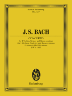 Concerto D minor