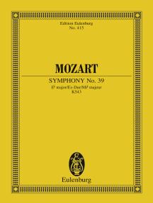 Symphony No. 39 Eb major: K. 543