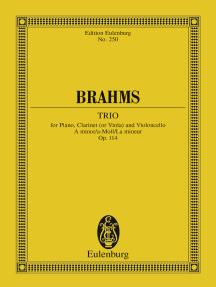 Trio A minor: Op. 114