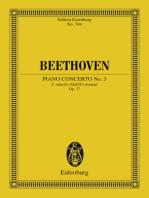 Piano Concerto No. 3 C minor