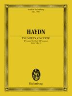 Trumpet Concerto Eb major