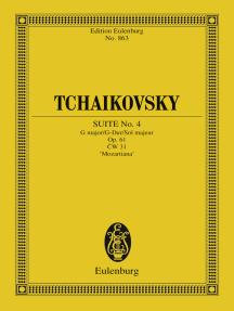 Suite No. 4 G major: Mozartiana, Op. 61
