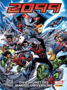 2099 1 - Die Zukunft des Marvel-Universums