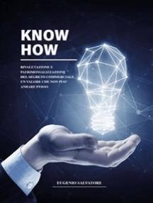 Know How- Rivalutazione e Patrimonializzazione del segreto commerciale - Un valore che non può andare perso