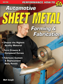 Automotive Sheet Metal Forming & Fabrication