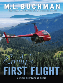 Emily's First Flight: a Night Stalkers origin story: The Night Stalkers Short Stories, #10
