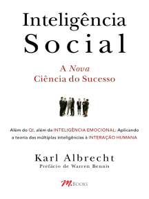 Inteligência Social: A nova ciência do sucesso