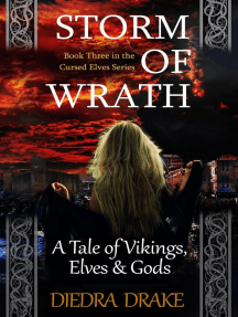 Storm of Wrath: A Tale of Vikings, Elves & Gods: The Cursed Elves, #3