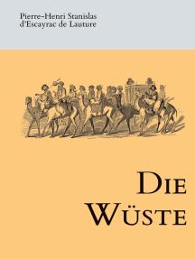 Die Wüste: Texte von und über Stanislas d'Escayrac de Lauture