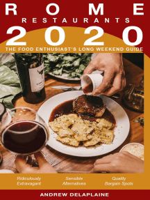 2020 Rome Restaurants: The Food Enthusiast's Long Weekend Guide