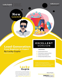Lead Generation: From Beginners to Expert: Digital Marketing, #2