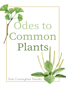 Odes to Common Plants