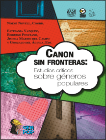 Canon sin fronteras: Estudios críticos sobre géneros populares