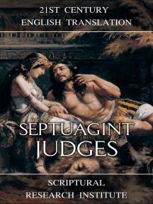 Septuagint: Judges