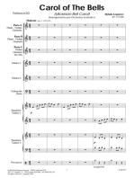 Carol of the bells - orchestra scolastica smim/liceo (partitura): Ukrainian Bell Carol