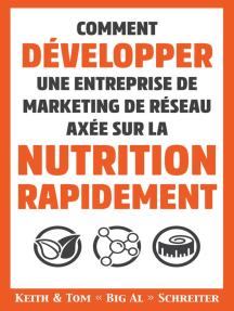 Comment Développer une Entreprise de Marketing de Réseau Axée sur la Nutrition Rapidement