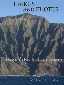 Haikus and Photos: Hawaiian Landscapes