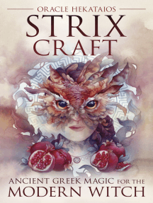 Strix Craft: Ancient Greek Magic for the Modern Witch
