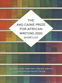 The AKO Caine Prize for African Writing 2020