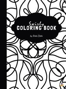 Read Swirly Patterns Coloring Book for Teens & Young