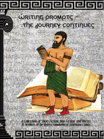 Writing Prompts: The Journey Continues
