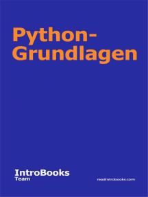 Python-Grundlagen