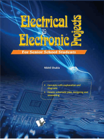 Electrical & Electronics Projects: New projects for senior school students
