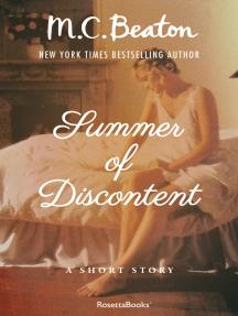 Summer of Discontent: A Short Story