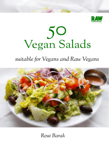 50 Vegan Salads
