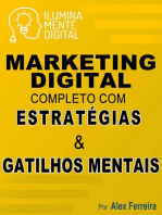 Marketing Digital Completo Com Estratégias E Gatilhos Mentais