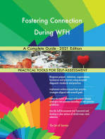 Fostering Connection During WFH A Complete Guide - 2021 Edition