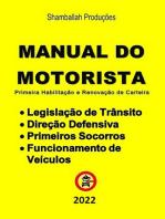 Manual Do Motorista 2021
