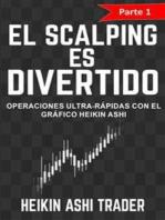 ¡El Scalping es Divertido! 1: Parte 1: Operaciones Ultra-Rápidas con el Gráfico Heikin Ashi
